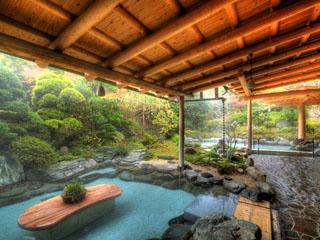 吉池旅館 完全掛け流しの温泉が自慢です
