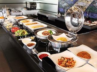 新横浜国際ホテル 地域オンリーワン! 鉄板焼き朝食バイキング
