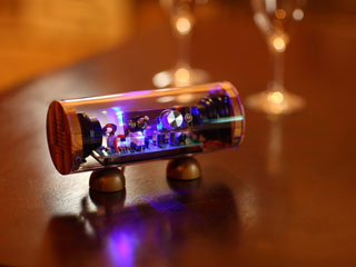 箱根フォンテーヌ・ブロー仙石亭 楽器のように音が部屋全体を包み込む波動スピーカーを全室に完備