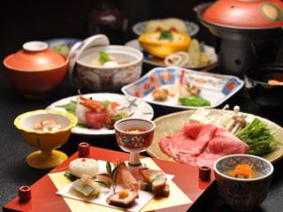 箱根湯の花プリンスホテル 季節替りの旬の味覚をご用意いたします(会席料理/和食ご膳)
