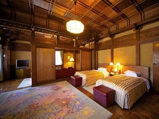 富士屋ホテル 花御殿の客室