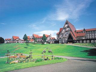 ホテルグリーンプラザ上越 豊かな自然に囲まれたヨーロピアンリゾートホテル。
