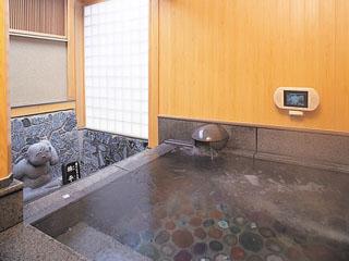 ホテル清風苑 貸切風呂