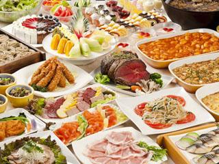 苗場プリンスホテル 冬期シーズンはレストラン数が20店舗もあります