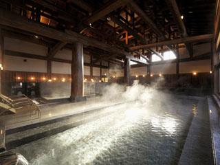 ハイランドリゾートホテル&スパ 宿泊者は無料!隣接の「ふじやま温泉」