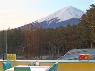 フジプレミアムリゾート 富士山ビューのレストラン