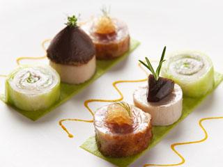 星野リゾート 軽井沢ホテルブレストンコート 今、この時、ここでしか食せない一期一会の新しいフランス料理