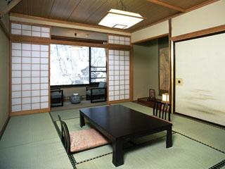 湯元齋藤旅館 牧水荘客室