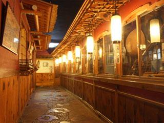 歴史の宿金具屋 昭和初期の官大工の技術が館内の至るところで楽しめます