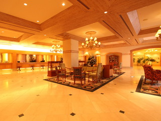 ホテルアソシア高山リゾート ロビー・フロントカウンター