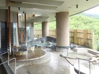 ホテルアソシア高山リゾート 大浴場