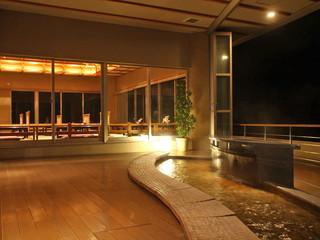 ホテルアソシア高山リゾート 足湯