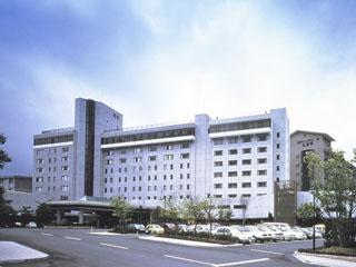 高山グリーンホテル 外観