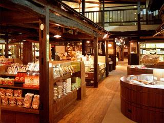 高山グリーンホテル 飛騨一円のお土産がそろう「高山おみやげ商店街 飛騨物産館」