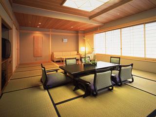 高山グリーンホテル 天領閣「和室」
