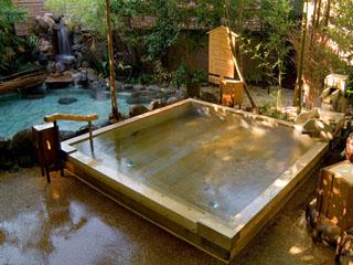 ウェルネスの森 伊東 天空の湯で夜空を見上げて贅沢に温泉を満喫