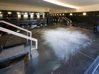 ホテル伊豆急 広々としたジャグジー付きの大浴場は下田蓮台寺温泉の源泉を31湯