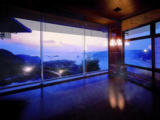 下田ビューホテル 大浴場 桃山の湯