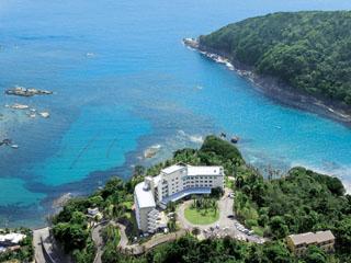 下田東急ホテル 晴れた日には伊豆諸島の島々がご覧いただけます