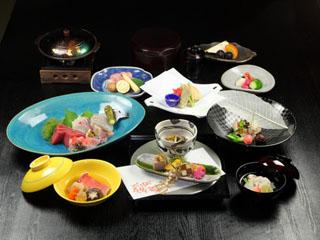 清流荘 料理イメージ
