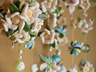 星野リゾート 界 伊東 伊豆・稲取に伝わる雛祭りの風習「つるし飾り」