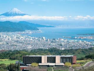 日本平ホテル 世界遺産富士山と三保松原を望む日本平ホテル