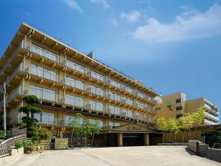 天空海遊の宿 末広 西浦温泉の高台に建つ宿。三河湾の絶景を満喫できます