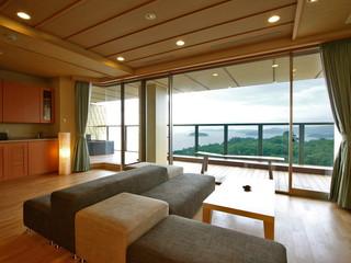 天空海遊の宿 末広 足湯付きや露天風呂付き、特別室などバリエーション豊富な客室