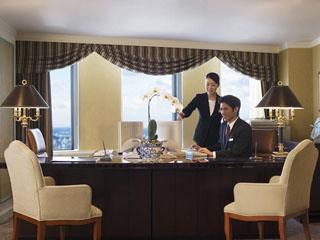 名古屋マリオットアソシアホテル コンシェルジュフロアは、ワンランク上のサービスで充実したホテルステイをお約束