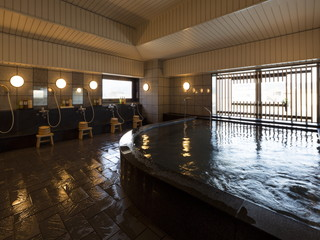 アランヴェールホテル京都 最上階大浴場2