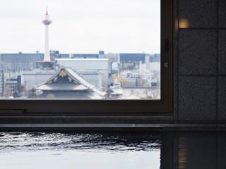アランヴェールホテル京都 最上階大浴場4