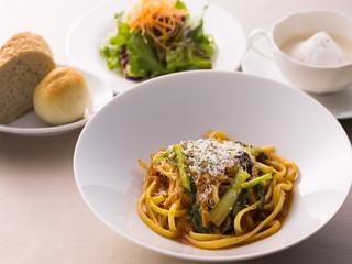 アランヴェールホテル京都 レストラン Piatto ランチ3