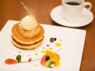 アランヴェールホテル京都 レストラン Piatto カフェ