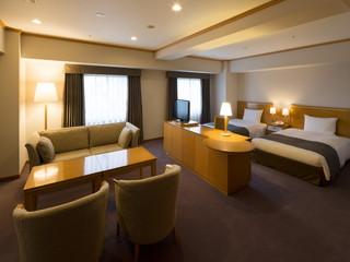 アランヴェールホテル京都 スイートルーム