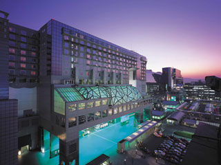 ホテルグランヴィア京都 観光・ビジネスの拠点としてJR京都駅直結の絶好のロケーション。