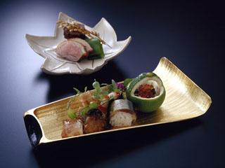 ホテルグランヴィア京都 和彩、蕎麦、割烹の3つの空間で、京都の四季が織りなす美味をお届け