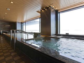 ホテルモントレ京都 地下1000mから湧き出る天然温泉で癒しの時間を