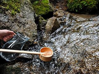 星野リゾート ロテルド比叡 比叡山の霊水「弁慶水」を使ったSpa誕生