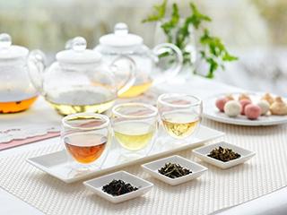 星野リゾート ロテルド比叡 超軟水の「弁慶水」で淹れた発酵茶