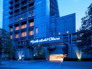 京都ホテルオークラ 洛中にあり、先斗町・祇園や、鴨川も徒歩圏内