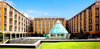 新・都ホテル(2019年4月1日より:都ホテル 京都八条) サウスウィング外観