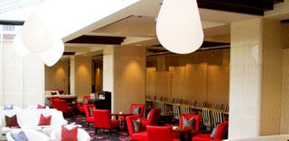 新・都ホテル(2019年4月1日より:都ホテル 京都八条) ロビーラウンジ