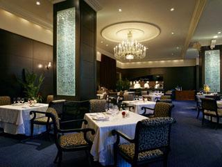 ウェスティンホテル大阪 星と海をモチーフにしたフランス料理ステラマリス