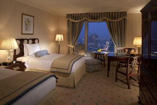 ザ・リッツ・カールトン大阪 高層階ならではの開放感溢れる眺望と大阪屈指の広さを誇る