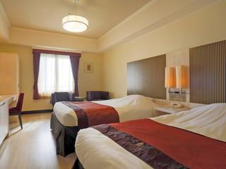 ホテルモントレ ラ・スール大阪 夜景が見える宿泊ルームでゆっくりとおくつろぎください