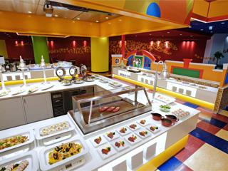 ホテル近鉄ユニバーサル・シティ ホテル直営レストラン「イーポック」(ディナーイメージ)