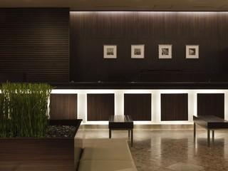 三井ガーデンホテル大阪淀屋橋 シックで落ち着いた雰囲気のロビー