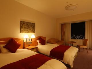 スターゲイトホテル関西エアポート 32.6平方メートルのゆったりとしたお部屋、スーペリアツイン