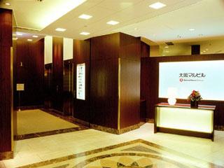 大阪第一ホテル 1Fエレベーターホール