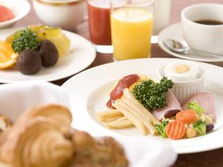 大阪第一ホテル 和洋朝食バイキング(洋食イメージ)